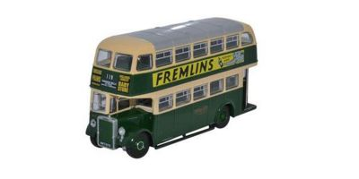 OXFORD 1/76scale Leyland Titan PD2/12 Maidstone & District Green [No.OX76PD2001]