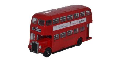 OXFORD 1/76scale Leyland Titan PD2_12 2 decker bus Midland Red  [No.OX76PD2002]