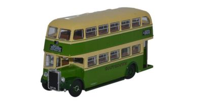 OXFORD 1/76scale Leyland Titan PD2_12 Southdown (2-decker bus)  [No.OX76PD2003]