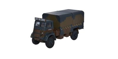 OXFORD 1/76scale Bedford QLD Army Fire Service camouflage [No.OX76QLD001]