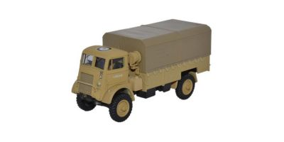 OXFORD 1/76scale BedFord QLD RASC 30 Corps 8th Army 1942/3  [No.OX76QLD004]