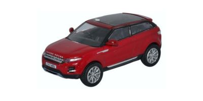 OXFORD 1/76scale Range Rover Ivoku Florence Red [No.OX76RR005]