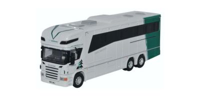 OXFORD 1/76scale Scania top line horses hauling wagons A W Jenkinson  [No.OX76SCA04HB]