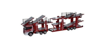 OXFORD 1/76scale Scania Evo6 car transport Quinns  [No.OX76SCT002]