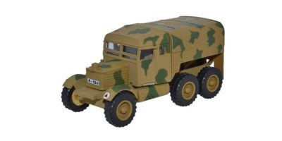 OXFORD 1/76scale Scammell Pioneer Artillery Tractor Luftwaffe Crete 1943  [No.OX76SP009]