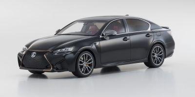 SAMURAI 1/18scale Lexus GS F Black  [No.KSR18017BK]