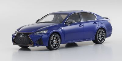 SAMURAI 1/18scale Lexus GS F Blue  [No.KSR18017BL]