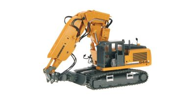 NZG 1/50scale LIEBHERR R 944 C Litronic Tunnel Machine  [No.NZG808]