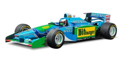 MINICHAMPS 1/8scale BENETTON FORD B194 MICHAEL SCHUMACHER AUSTRALIAN GP 1994 WORLD CHAMPION  [No.851941605]