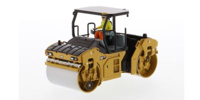 DIECAST MASTERS 1/50scale Cat CB13 Tandem Vibratory Roller ROPS Configuration  [No.DM85594H]