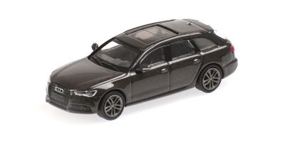 MINICHAMPS 1/87scale Audi A6 Avant 2018 Brown Metallic  [No.870018111]