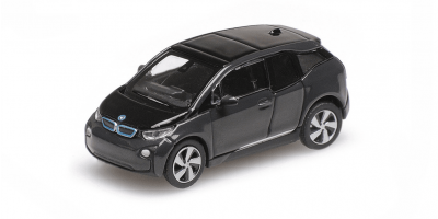 MINICHAMPS 1/87scale BMW I3 2014 Gray Metallic  [No.870028101]