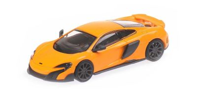 MINICHAMPS 1/87scale McLaren 675LT Coupe Orange  [No.870154421]