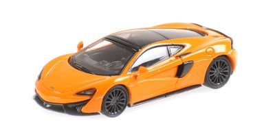 MINICHAMPS 1/87scale McLaren 570GT Orange  [No.870154521]