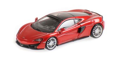 MINICHAMPS 1/87scale McLaren 570GT Red  [No.870154522]