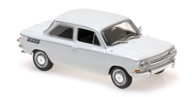 MINICHAMPS 1/43scale NSU TT – 1967 – WHITE  [No.940015300]