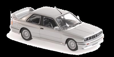 MINICHAMPS 1/43scale BMW M3 (E30) 1987 Silver Metallic  [No.940020302]