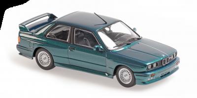 MINICHAMPS 1/43scale BMW M3 (E30) 1987 Green  [No.940020304]