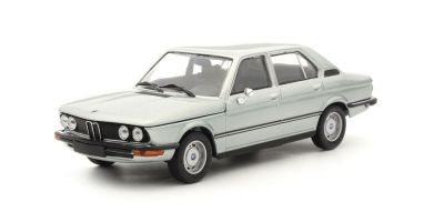 MINICHAMPS 1/43scale BMW 520 – 1972 – LIGHT BLUE METALLIC  [No.940023002]