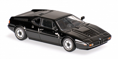 MINICHAMPS 1/43scale BMW M1 1979 Black  [No.940025021]