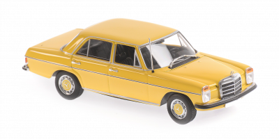 MINICHAMPS 1/43scale Mercedes Benz 200 1968 Yellow  [No.940034006]