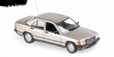 MINICHAMPS 1/43scale Mercedes Benz 190E 1984 Gold Metallic  [No.940034104]