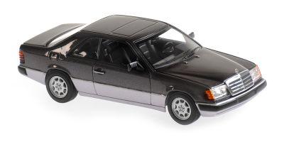 MINICHAMPS 1/43scale Mercedes-Benz 320CE (C 124) 1991 Purple  [No.940037020]