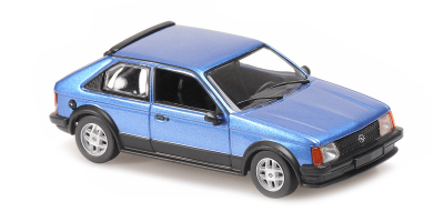 MINICHAMPS 1/43scale Opel Cadet D SR 1982 Blue Metallic  [No.940044120]