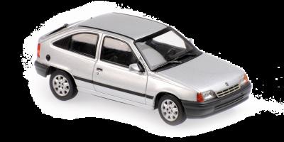 MINICHAMPS 1/43scale Opel Cadet E 1990 Silver Metallic  [No.940045900]