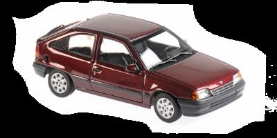 MINICHAMPS 1/43scale Opel Cadet E 1990 Red Metallic  [No.940045901]