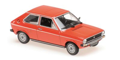 MAXICHAMPS 1/43scale VOLKSWAGEN POLO – 1979 – RED  [No.940050500]