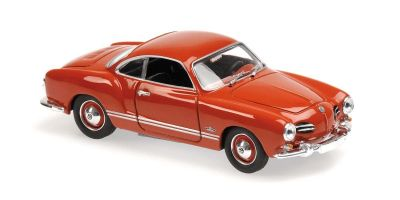 MINICHAMPS 1/43scale Volkswagen Kalman Gear Coupe 1955 Red  [No.940051020]