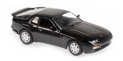MINICHAMPS 1/43scale Porsche 944 S 1989 Black  [No.940062221]