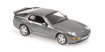 MINICHAMPS 1/43scale Porsche 968 Club Sport 1993 Silver Metallic  [No.940062320]