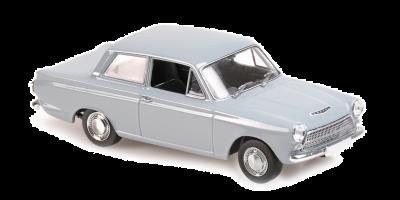 MINICHAMPS 1/43scale Ford Cortina MKI 1962 Gray  [No.940082000]