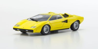 MAXICHAMPS 1/43scale LAMBORGHINI COUNTACH LP 400 – 1970 – YELLOW  [No.940103100]