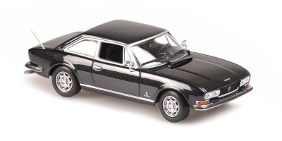 MINICHAMPS 1/43scale Peugeot 504 Coupe 1976 Anthra Sheet (Black)  [No.940112121]
