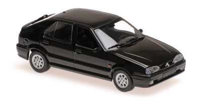 MINICHAMPS 1/43scale RENAULT 19 - 1995 - BLACK  [No.940113701]