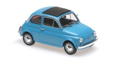 MAXICHAMPS 1/43scale FIAT 500 L – 1965 – BLUE  [No.940121601]
