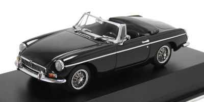 MINICHAMPS 1/43scale MGB CABRIOLET – 1962 – GREEN  [No.940131031]