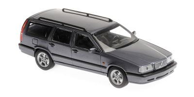 MINICHAMPS 1/43scale Volvo 850 Break 1994 Blue Metallic  [No.940171511]
