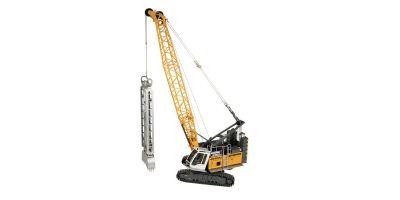 NZG 1/50scale LIEBHERR HS 8100 HD hydraulic crawler crane  [No.NZG945]