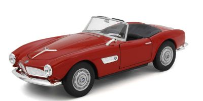 WELLY 1/24scale BMW 507 Convertible Red  [No.WE24097R]