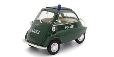 WELLY 1/18scale BMW Isetta Police Car Green  [No.WE24096PC]