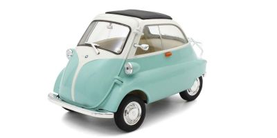WELLY 1/18scale BMW Isetta Light Green  [No.WE24096LG]