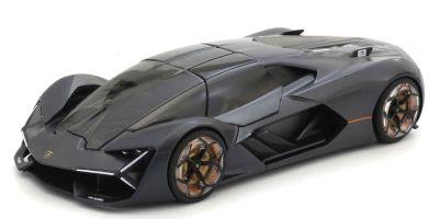 Bburago 1/24scale Lamborghini Terzo Millenio (MT Gray)  [No.BUR21094MGR]