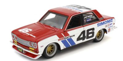 MAISTO 1/24scale Datsun 510 BRE No, 46  [No.MS32532BRE]