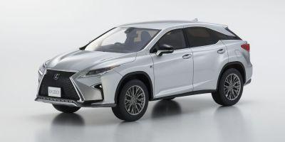 SAMURAI 1/18scale Lexus RX 200t F Sport Silver  [No.KSR18014S]