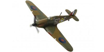 CORGI 1/72scale Hawker Hurricane Mk.I V7357/SD-F Sgt. J.H 'Ginger' Lacey - 60th Anniversary Collection  [No.CGAA27603]