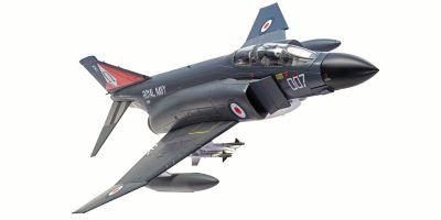 CORGI 1/48scale McDonnell Douglas Phantom FG.1 XT864 / 007R No.892 Naval Air Squadron Fleet Air Arm HMS Ark Royal November 1978  [No.CGAA27901]